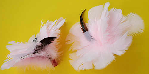 FlingerFluffs Mixed Colors