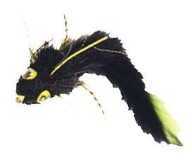 HareBlack Cat Toy